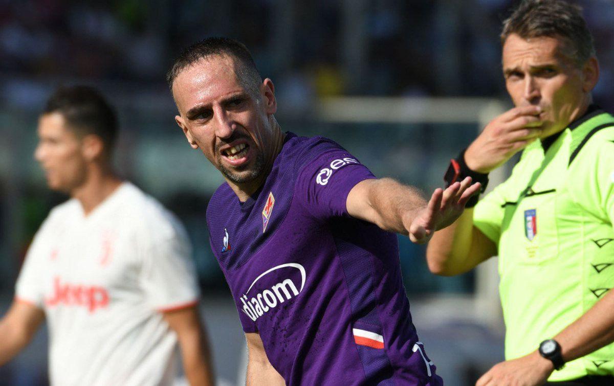 Ribery giành giải Cầu thủ xuất sắc nhất tháng của Serie A - Bóng Đá
