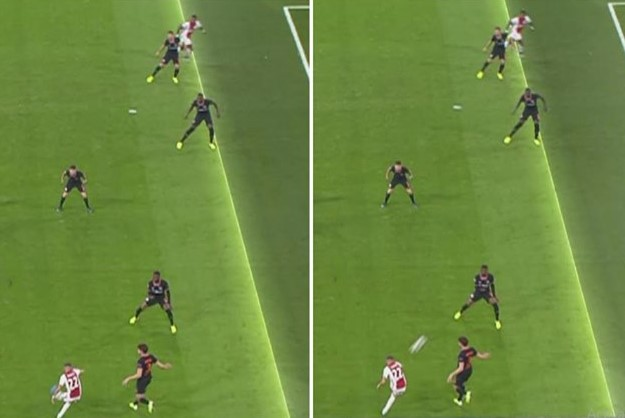 Gullit has proof: Ajax goal Promes no offside - Bóng Đá