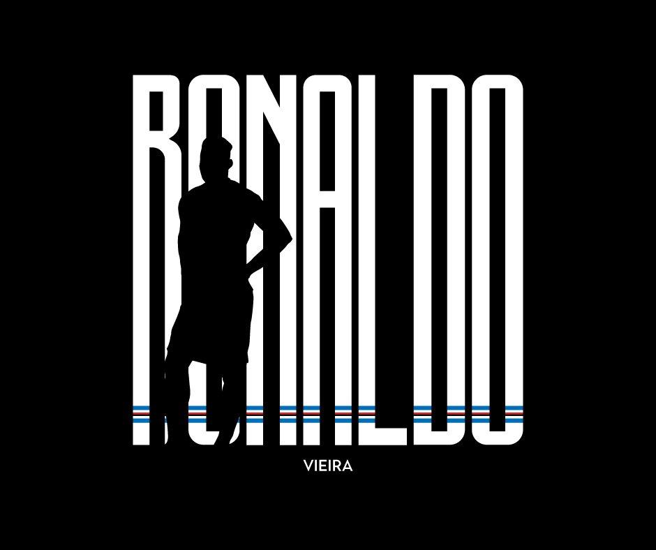 Ronaldo 'nhái' thất vọng vì chưa thể ghi bàn kể từ khi đến Serie A - Bóng Đá