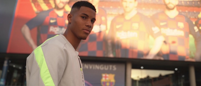 Dutch talent at Barça: