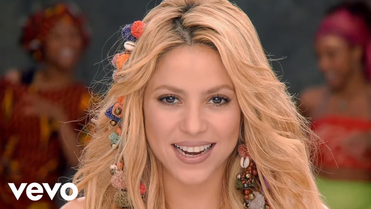 Shakira and 4 other strong and independent football WAGs who are stars in their own right - Bóng Đá