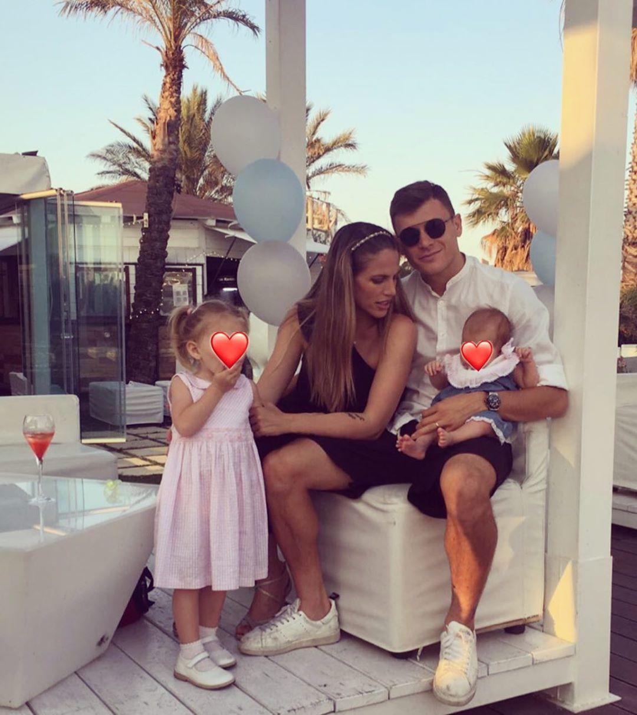 Federica Schievenin - 'Máy bay' quyến rũ khiến sao trẻ Inter sớm lên chức cha - Bóng Đá