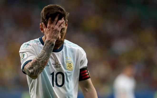 Messi Copa America - Bóng Đá