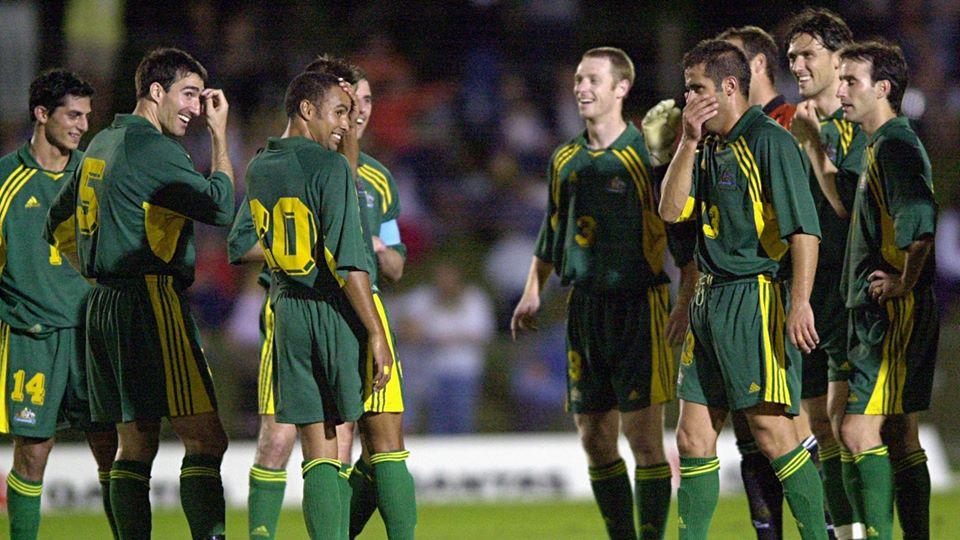 Australia 31–0 American Samoa - Bóng Đá