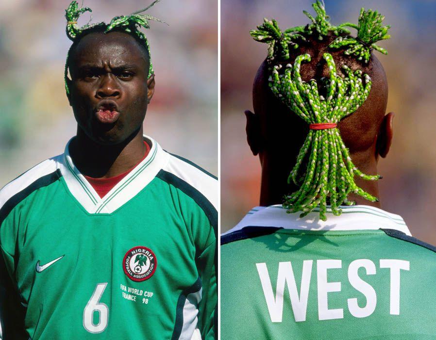 World Football's Worst Hair Styles - Bóng Đá