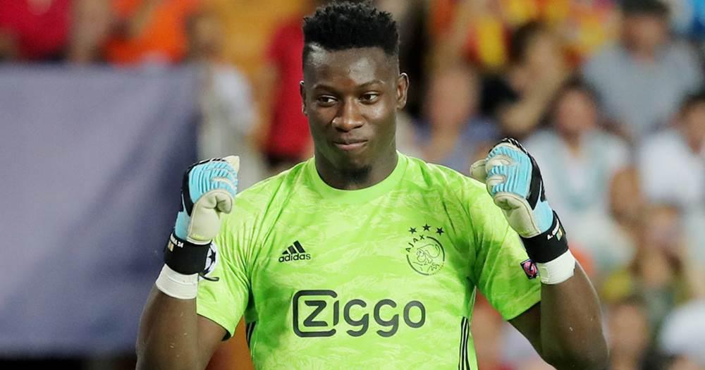 Onana confirms he wants to leave Ajax - Bóng Đá