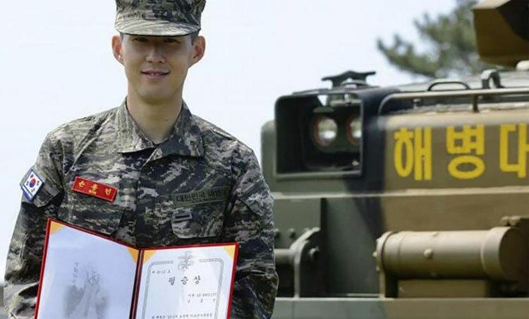 Son Heung-min nói gì về 3 tuần huấn luyện quân sự ở Hàn Quốc? - Bóng Đá