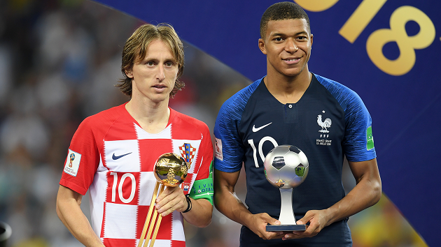 Mbappe needs to leave PSG to dominate world football - Modric - Bóng Đá