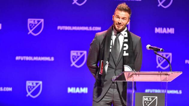 Victoria and David Beckham 'to be separated after lockdown as Miami move looms' - Bóng Đá