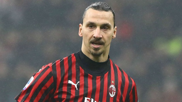 Ibrahimovic future to be decided at the end of the season, says Milan director Massara - Bóng Đá