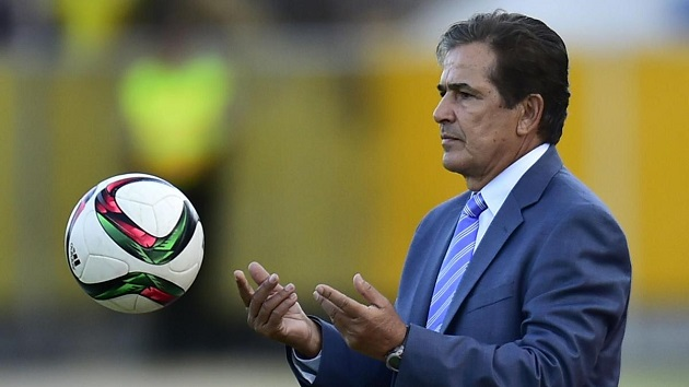 Jorge Luis Pinto ready to 'give everything' to help UAE reach 2022 World Cup - Bóng Đá