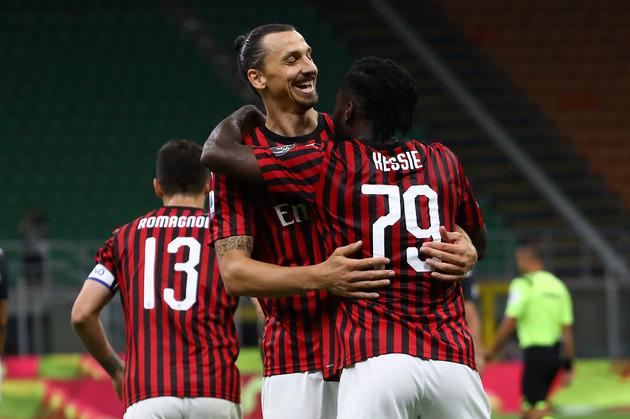 Milan Juve - Bóng Đá