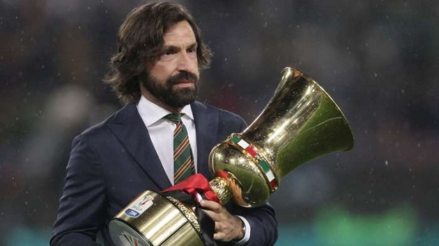 'I had offers from Premier League' - Pirlo claims he turned down big moves to become Juventus U23 manager - Bóng Đá