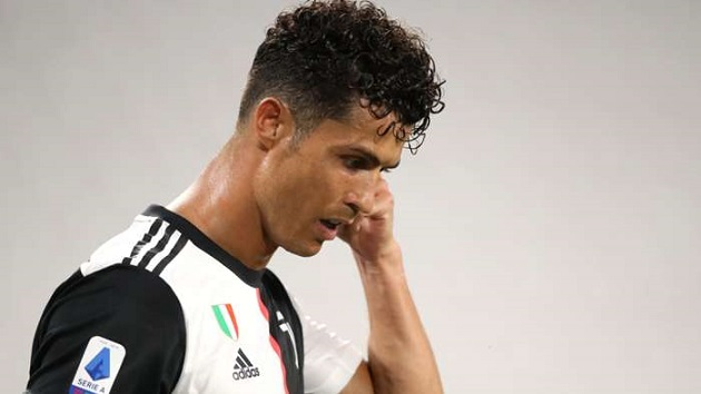 Ronaldo could be rested for Juventus 'day of celebration' against Roma, hints Sarri - Bóng Đá