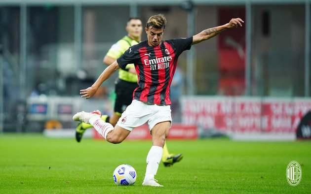 Daniel Maldini Milan Monza - Bóng Đá