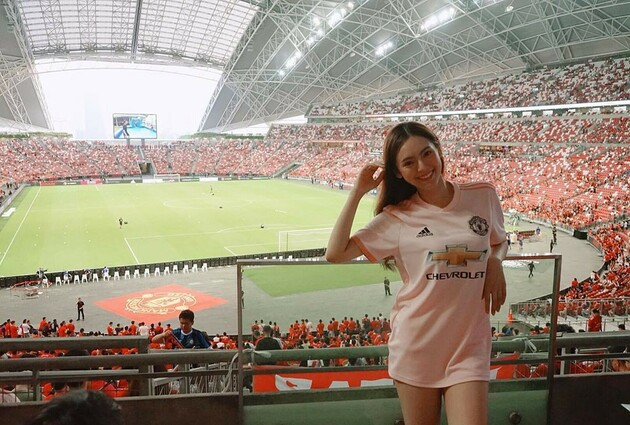 Panicha Vichaidit fan mu - Bóng Đá