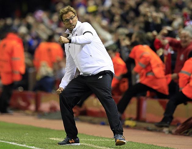 Tròn 5 năm ngày Klopp đến Liverpool: Nhìn lại 10 trận thắng tuyệt diệu nhất - Bóng Đá