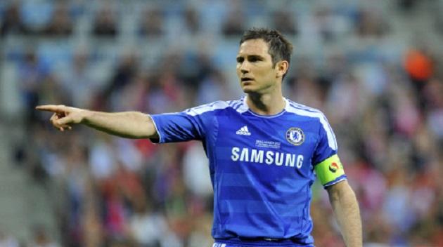 Đội hình sân 7 của Lampard - Bóng Đá
