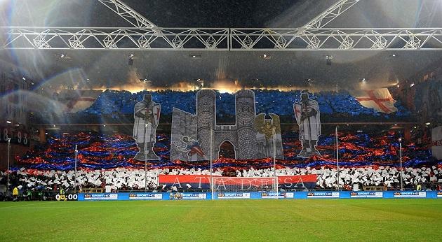 Cấm khán giả, pháo sáng vẫn xuất hiện trong trận derby nổi tiếng - Bóng Đá