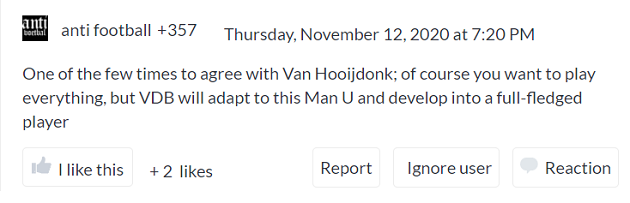 Rafael van der Vaart and Pierre van Hooijdonk disagree about Donny van de Beek - Bóng Đá