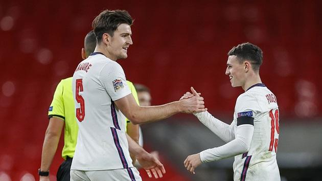 Man City's Phil Foden produced a brilliant first touch - Bóng Đá