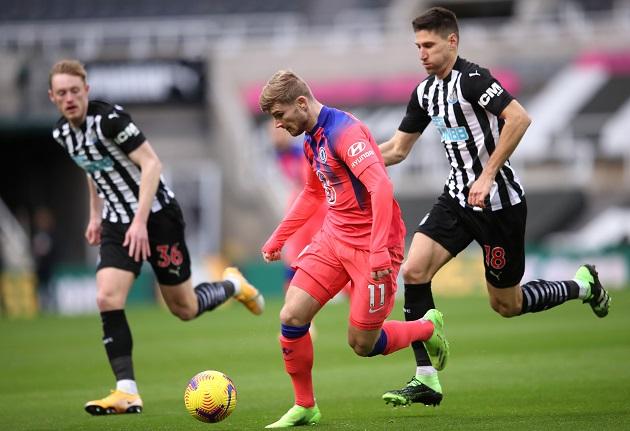TRỰC TIẾP Newcastle 0-1 Chelsea (H2): Lascelles rời sân - Bóng Đá