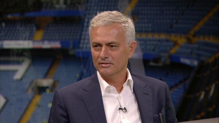 Mourinho từng nhận xét gì về Mason Mount và Tammy Abraham? - Bóng Đá