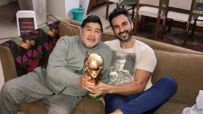 Doctor under investigation for Maradona's death - Bóng Đá