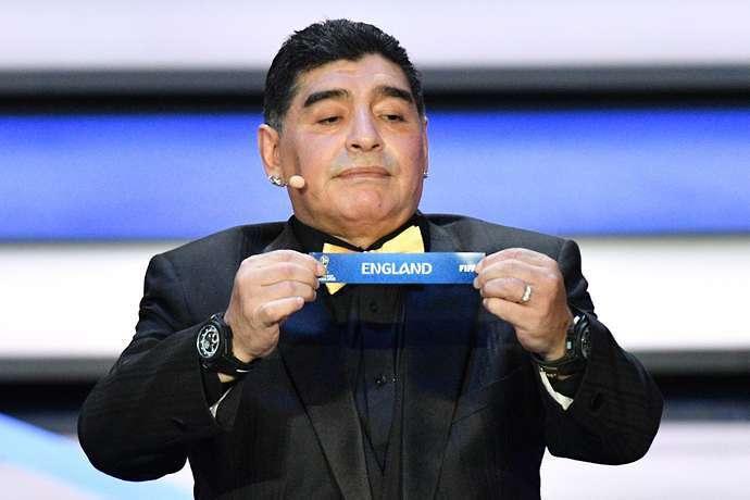 Diego Maradona: Ronaldo explains why legend wore two watches - Bóng Đá