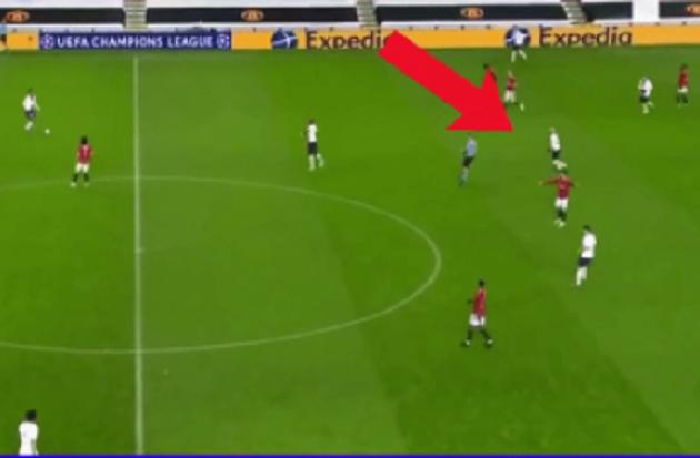 Bruno Fernandes Heard Ordering Solskjaer To Make A Sub As Man Utd Struggle v PSG - Bóng Đá