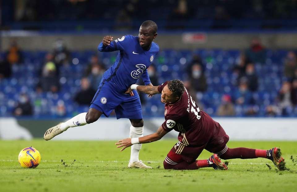 'Bất cứ khi nào Kante làm điều đó, Chelsea cũng có xu hướng chơi tố' - Bóng Đá