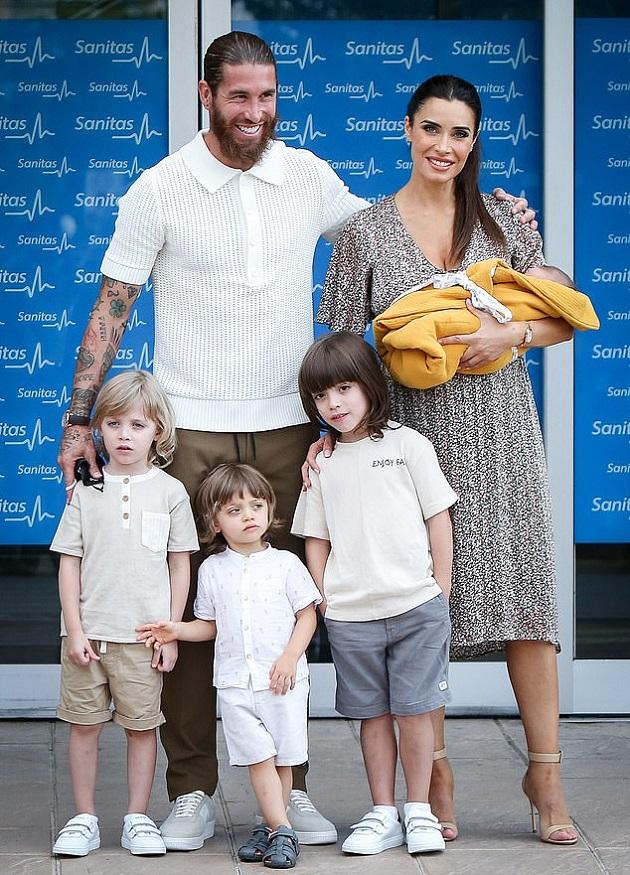 'Máy bay' của Sergio Ramos khoe dáng nuột nà sau khi sinh con - Bóng Đá