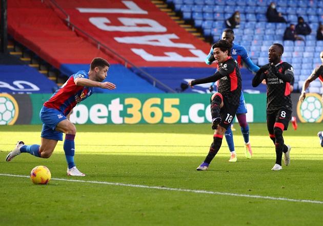 TRỰC TIẾP Crystal Palace 0-1 Liverpool (H1): Minamino mở tỷ số - Bóng Đá