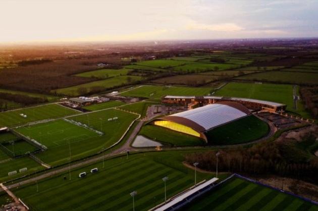 Choáng ngợp với sân tập mới 100 triệu bảng Anh của Leicester - Bóng Đá