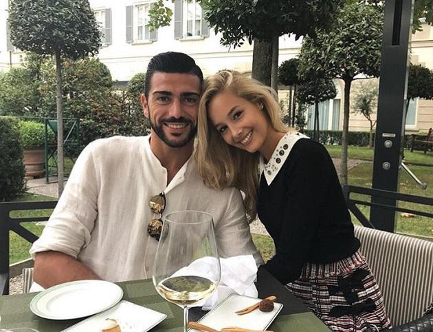 Viky Varga - Vị hôn thê xinh ngất ngây của cựu tuyển thủ Ý - Bóng Đá