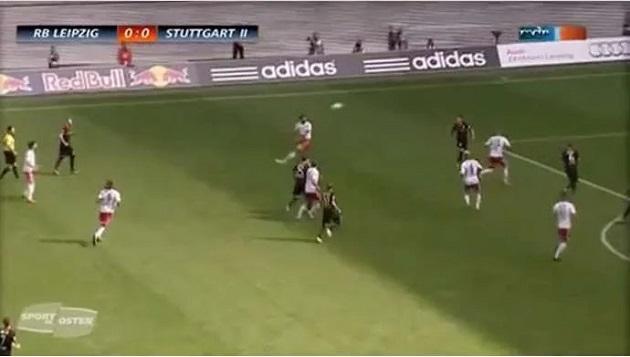 RB Leipzig's 2-0-8 formation at kick-off: What happened next? - Bóng Đá