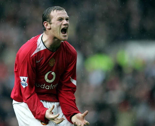 From Everton wondergoal against Arsenal to records for Manchester United and England – Wayne Rooney's remarkable career in pictures - Bóng Đá
