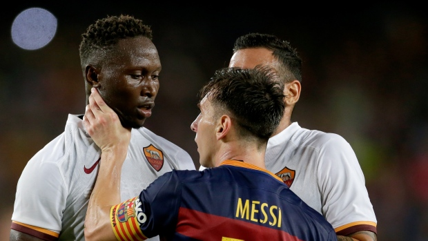 Lionel Messi: 10 times Barcelona star has lost his head after first red card for the club - Bóng Đá