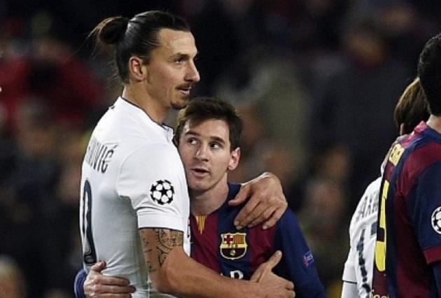 Zlatan's 500th club goal: How he compares to Messi, Ronaldo, Pele - Bóng Đá