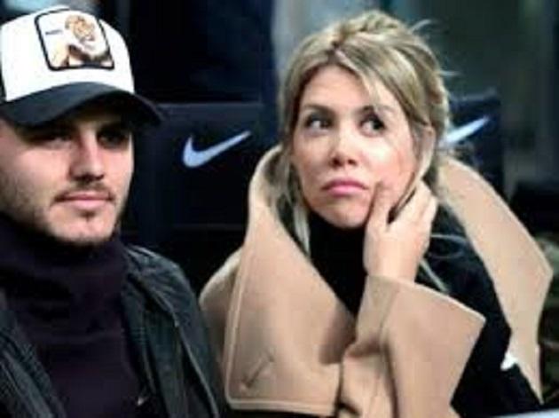Zaira Nara on Wanda: 'Many players want her as an agent. When Icardi had to renew ... 'PHOTO - Bóng Đá