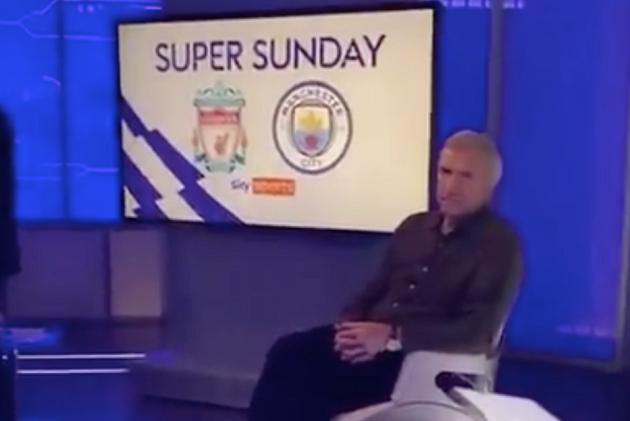 Liverpool 1-4 Man City: Micah Richards winds up Souness - Bóng Đá