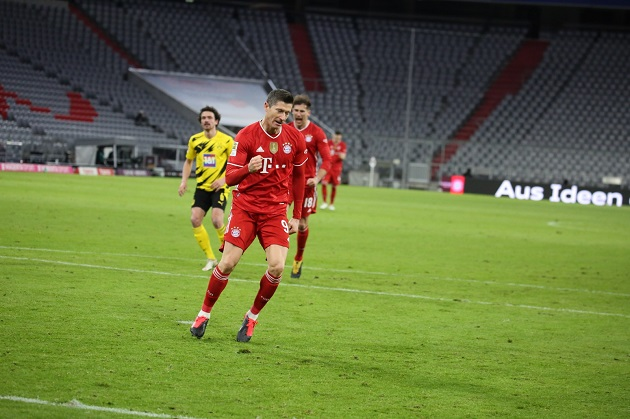 5 điểm nhấn Bayern 4-2 Dortmund: Đã mắt với những siêu tiền đạo - Bóng Đá