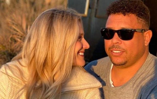 Ronaldo the Phenomenon becomes a father for the fifth time: the announcement of his girlfriend - Bóng Đá