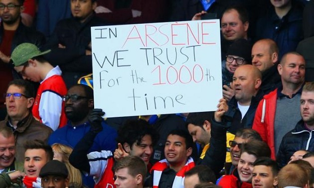 Seven years ago today, Arsene Wenger celebrated his 1000th game in charge of Arsenal... - Bóng Đá