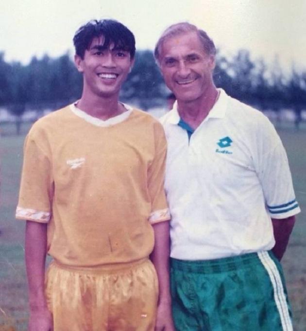 Trần Minh Chiến Việt Trinh - Bóng Đá