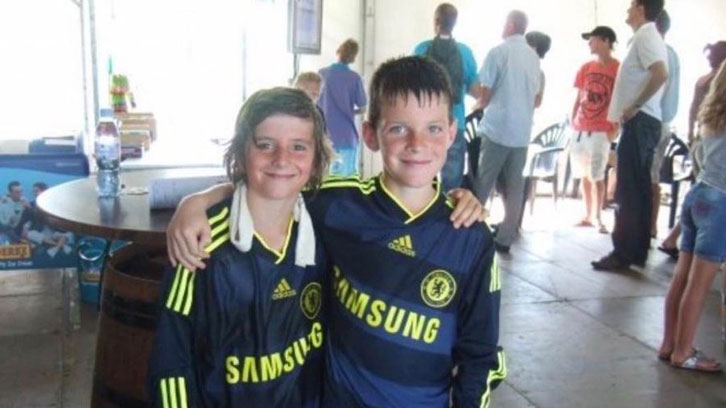 Mason Mount's father reveals story of Declan Rice's first day at Chelsea and the close bond West Ham midfielder has with his son - Bóng Đá