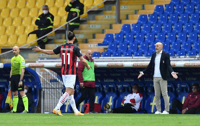 Ibrahimovic red card a misunderstanding? - Bóng Đá