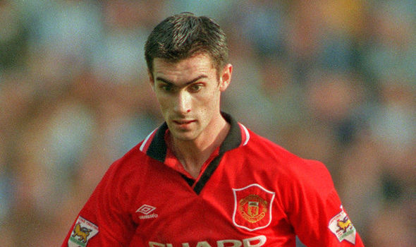 Man Utd exclusive: Keith Gillespie reveals Class of 92 insight - Bóng Đá