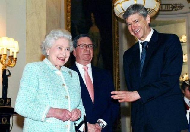 Nữ hoàng ANh Arsenal - Bóng Đá
