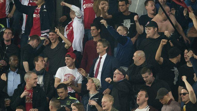Edwin van der Sar: Ajax man who should be Man Utd's new king - Bóng Đá